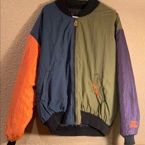 Vintage starter homer jacket